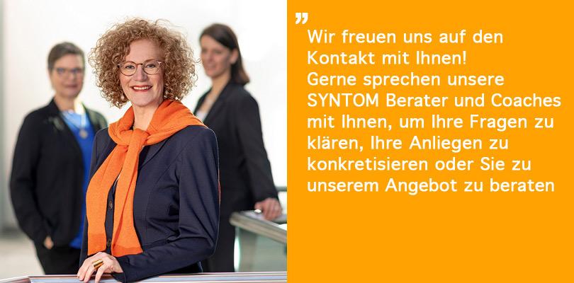 syntom organisationsberatung personalentwicklung kontakt